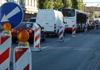 Dopravní situace: Pardubice - 18. 09. v 09:00