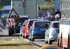 Dopravní situace: Ústí nad Orlicí - 01. 06. v 07:00