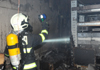 Cvičný požár hradu Karlštejn likvidovalo 14 jednotek