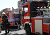 Noční požár v průmyslovém objektu v Bílovicích zaměstnal sedm jednotek hasičů. Aktualizace.