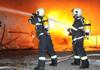 Hasiči likvidovali požár rodinného domu a zahradního domku s garáží