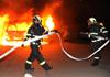 Únik čpavku na zimním stadionu v Chomutově, požár odpadu na skládce Celio u Litvínova