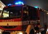 Téměř milionová škoda při požáru bývalého kravína na Kolínsku
