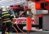 Dne bezpečnosti v čáslavském zemědělském muzeu se zúčastnili i hasiči