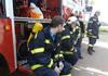 Královéhradečtí hasiči jako nejlepší záchranáři ze zamrzlé hladiny