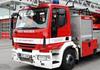 Ke dvěma nočním nehodám najednou vyjeli hasiči z Uherskohradišťska.